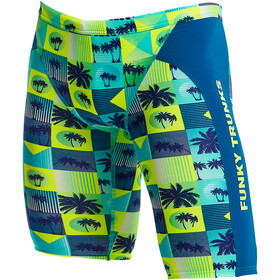Funky Trunks Training Jammers Men pop tropo